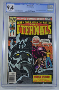 Eternals-1-CGC-9-4-White-Pages-1st-Appearance-of-the-Eternals-1976