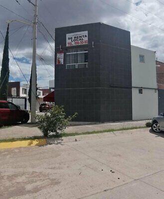 EDIFICIO CON LOCALES Y OFICINAS EN VENTA VILLAS DE LA ASUNCION SUR DE AGS