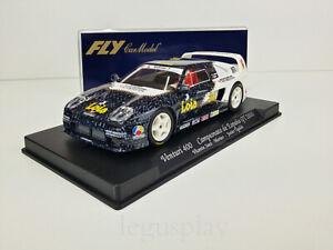 Slot Car Scalextric FLY 88036 Venturi 400 Campionato di Spagna Gt 2000 - A242