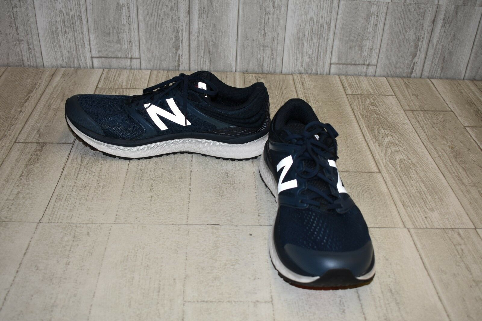 New Balance Fresh Foam 1080v8 Sneaker - Men's Size 16 2E, Navy