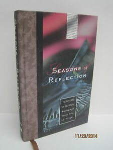 Seasons of Reflections: The NIV Bible in 365 Daily Readings