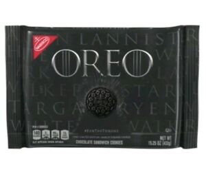 Oreo-Limited-Edition-GAME-OF-THRONES-Cookie-039-s-FREE-USPS-SHIPPING