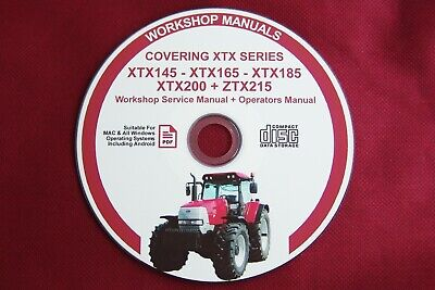 Manuales De Taller De Tractor McCormick XTX Serie