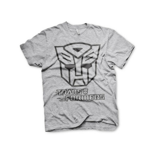 Officially Licensed Transformers Autobot Logo Men/'s T-Shirt S-XXL Sizes