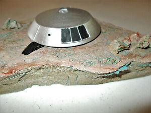 "Lost in Space Jupiter II resin display diorama  4"" ship"