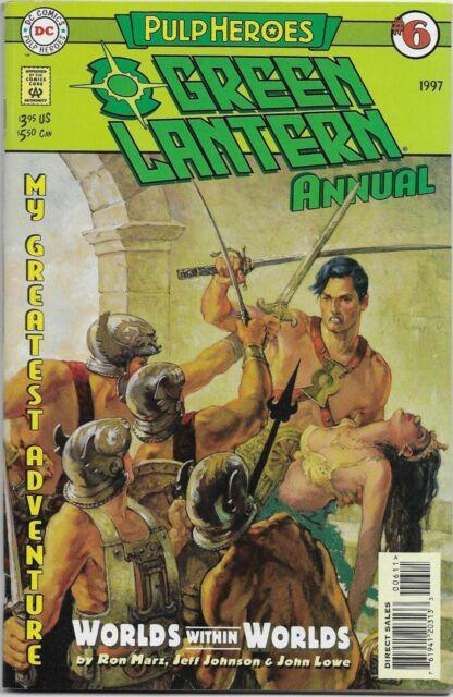 Green Lantern (Vol 3) Annual #6 - VF/NM - Pulp Heroes