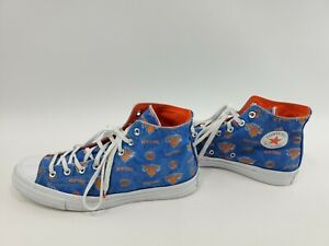 Converse-X-70-HI-Tops-NBA-Franchise-Blue-New-York-Knicks-Men-161164C-NY-Size-11