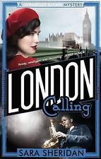 London Calling by Sara Sheridan (Paperback, 2016) New Book