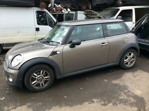 2013 MINI ONE (R56) 1.6 DIESEL 90bhp COMPLETE6 SPEED MANUAL GEARBOX