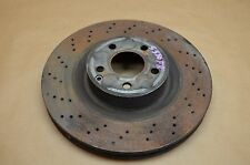 OEM w216 w221 x2 Rotors Genuine Mercedes CL//S 550 Brake Disc Front Left+Right