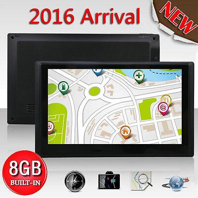 GOLD BAY  7 Zoll PKW Auto Navi GPS 3D EU Karte Navigationsgerät Navigation 8GB
