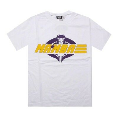 Mamba Kobe White T Shirt Pys4wty A Complete Range Of Specifications Crooks And Castles G.i Men's Clothing
