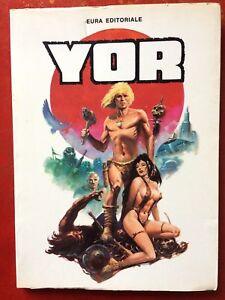 Yor-Eura-Editoriale-Juan-Zanotto-1a-Edizione-Anno-1978-DOT