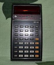 Calcolatrice Texas instruments SR-40 - Calculator - vintage