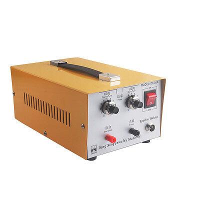 110V/220V DX-30A Handheld Mini Laser Spot Welding Machine Jewelry Laser Welder