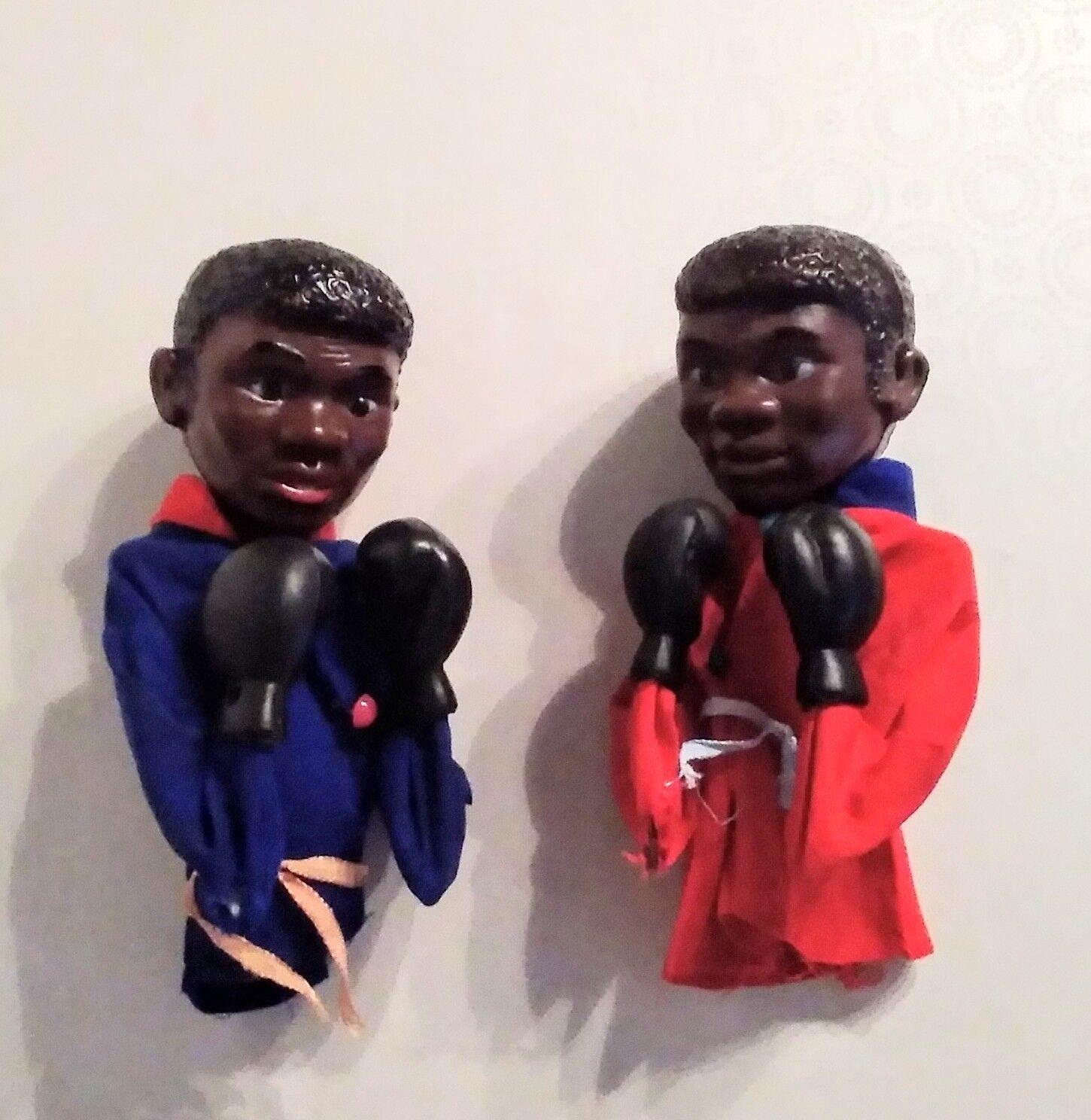 entrega de rayos Vintage Muhammad Muhammad Muhammad Ali Boxeo títeres de mano  el estilo clásico