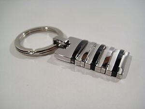 Portachiavi-acciaio-inox-con-barrete-brunite-e-lucide-Idea-Regalo