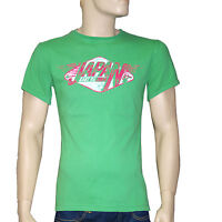 Japan Rags Tee Shirt Vert Homme Taille L