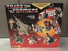 Transformers Autobot Original G1 Superion Complete 1985 **authentic**