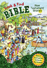 Look and Find Bible: New Testament Stories by Broadman & Holman Publishers (Hardback, 2014)