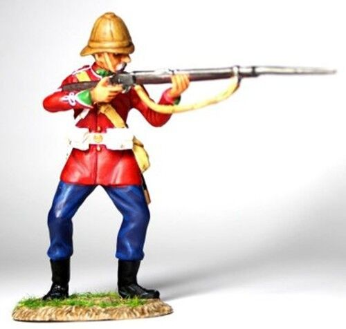 Empire Miniatures Zulu Wars ZW-2001 24th Foot Lance Corporal Standing Firing