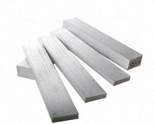 10mm 6061 Aluminum Round Rod Solid Bar Stock L:100-600mm Select Diameter 2mm