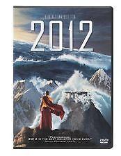 2012 (Blu-ray, 2010)Steel Case*Terrific Condition*John Cusack*