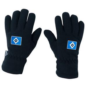 Erwachsene-Thinsulate-Handschuhe-Gr-S-XL-Hamburger-SV-HSV