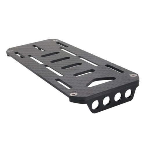 1:10 Scale RC Truck Spare Parts Battery Plate Bracket Black for RC4WD SCX10