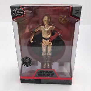 Disney-Store-C-3PO-Star-Wars-Elite-Series-Die-Cast-Figure-Force-Awakens-Droid