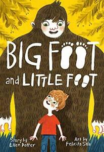 Bigfoot and little foot book 4