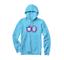 Primitive x Rick And Morty Dirty P Hoodie Sweatshirt Blue