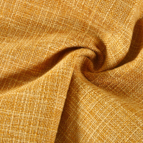 45*45cm Cotton Linen Vintage Sofa Waist Back Cushion Cover Throw Pillow Case