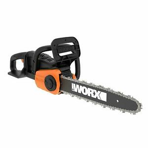WORX WG384.9 2X20V Chainsaw with Auto-Tension -Tool Only (No Battery or Charger)
