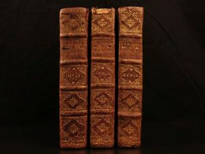 1699-Life-amp-Comedies-of-TERENCE-Greek-Roman-Plays-Theatre-French-Latin-Dacier-3v