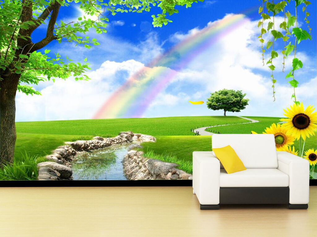 3D Fresh scenery 325 Wall Paper Wall Print Decal Wall Deco Indoor Wall Murals