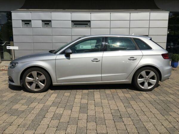Audi A3 1,4 TFSi 122 Ambiente SB - billede 1
