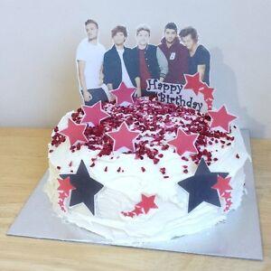 One Direction Cake Decorations Uk