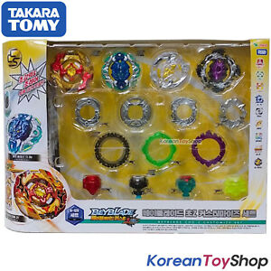Beyblade-Burst-B-128-Cho-Z-Customize-Set-Takara-Tomy-Original-Authentic-Package