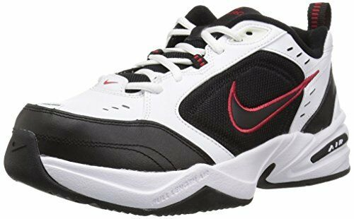 quality design 175dc 157d9 ... NIKE Men s Air Monarch IV Cross Trainer Trainer Trainer -  White Black Varsity Red
