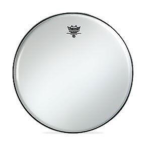"Remo 12/"" Smooth White Emperor Batter Crimplock Drumhead"