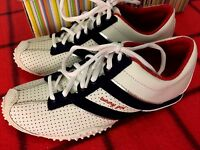 Nwb Tommy Girl Size 5.5 M White/navy Walking/running/ Hiking Athletic Snicker