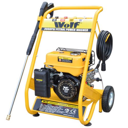Wolf 200 bar de presión 3000PSI Reemplazo Lavadora Manguera 5//10//15//20//25//30 MTR HD
