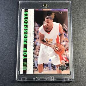 LEBRON-JAMES-2003-UPPER-DECK-60-TOP-PROSPECTS-HIGH-SCHOOL-ROOKIE-RC-LAKERS-NBA