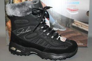 Arquitectura Problema Preservativo  Women's Skechers Toasty Toes D'Lites #48816 Size 8 Medium Warm Winter Snow  Boots | eBay