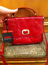 item 6 NWT HOBO INTERNATIONAL LEATHER SIMONA SHOULDER CROSSBODY BAG PURSE  ROUGE RED -NWT HOBO INTERNATIONAL LEATHER SIMONA SHOULDER CROSSBODY BAG  PURSE ... 23edfc18ec2a9