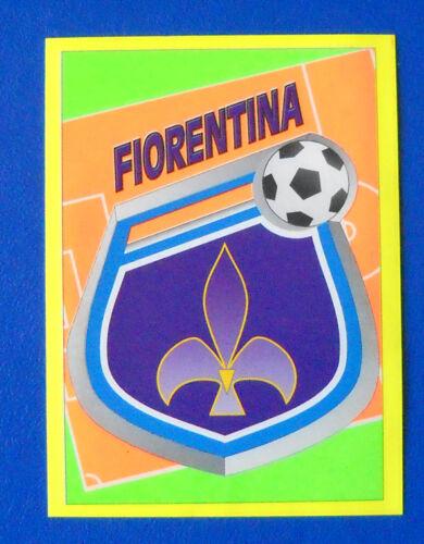 N new FIORENTINA SCUDETTO 357 FIGURINA MERLIN CALCIO 94
