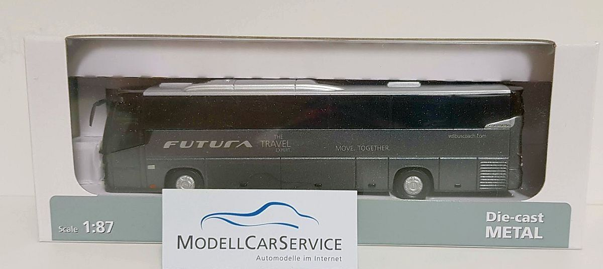 Holland Oto 1 87  8-1149 VDL Futura  Futura - The Travel Expert , Promo Version