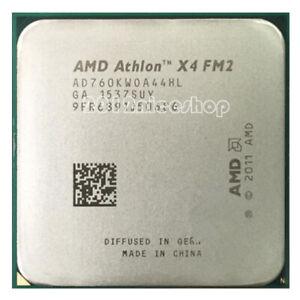 AMD Athlon X4 760K 3.8 GHz Socket FM2  CPU AD760KWOA44HL