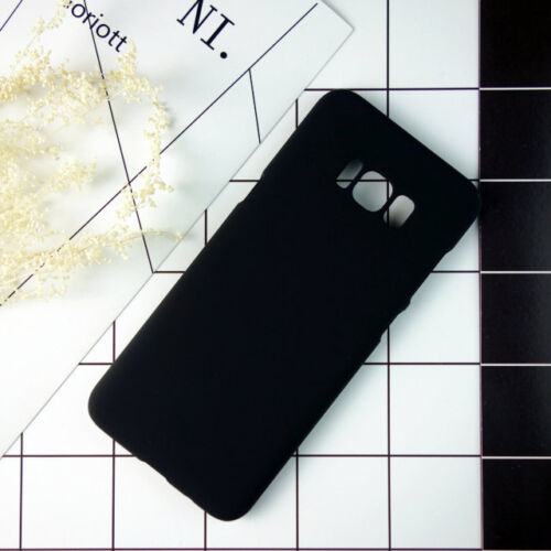 Caja de plástico duro para Samsung Galaxy A10 A30 A40 A50 A70 M10 M20 M30 cubierta posterior